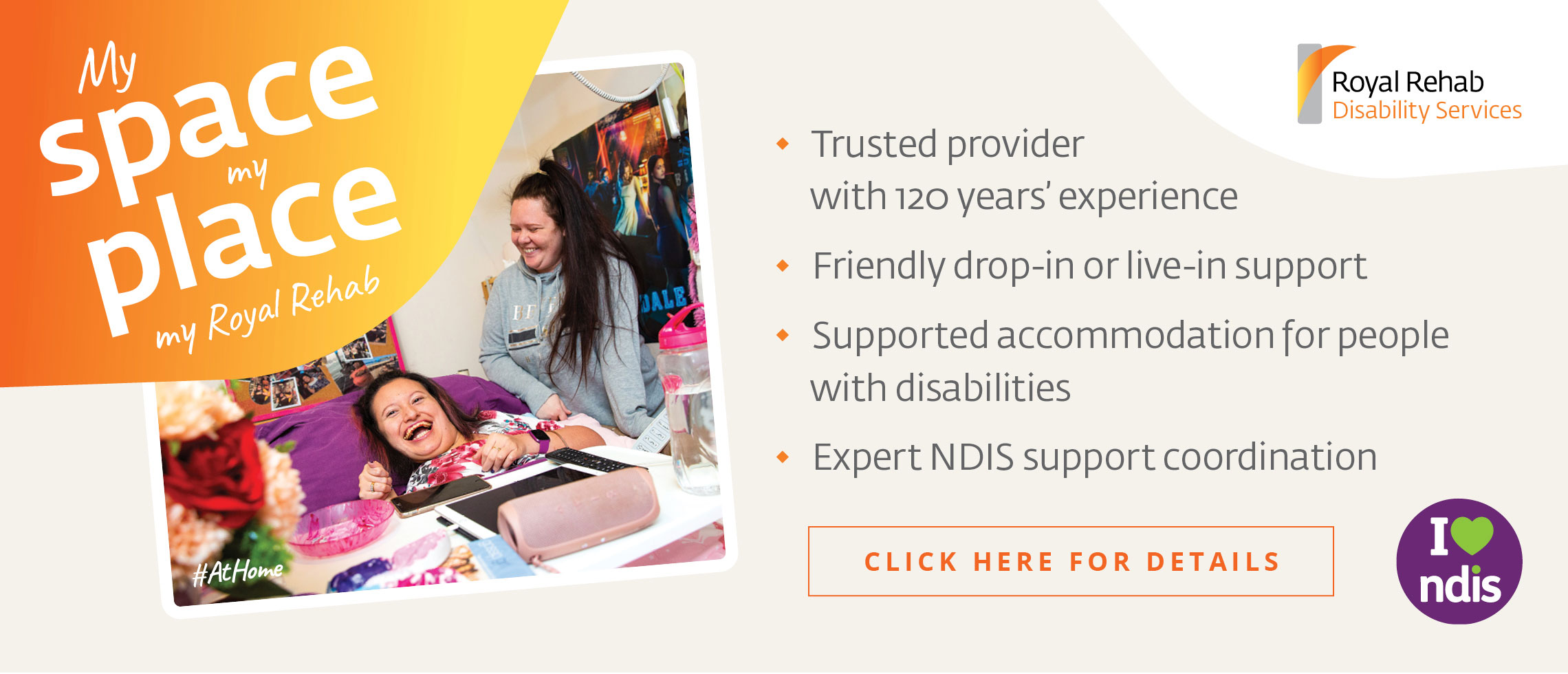 Disability Support Services Sydney