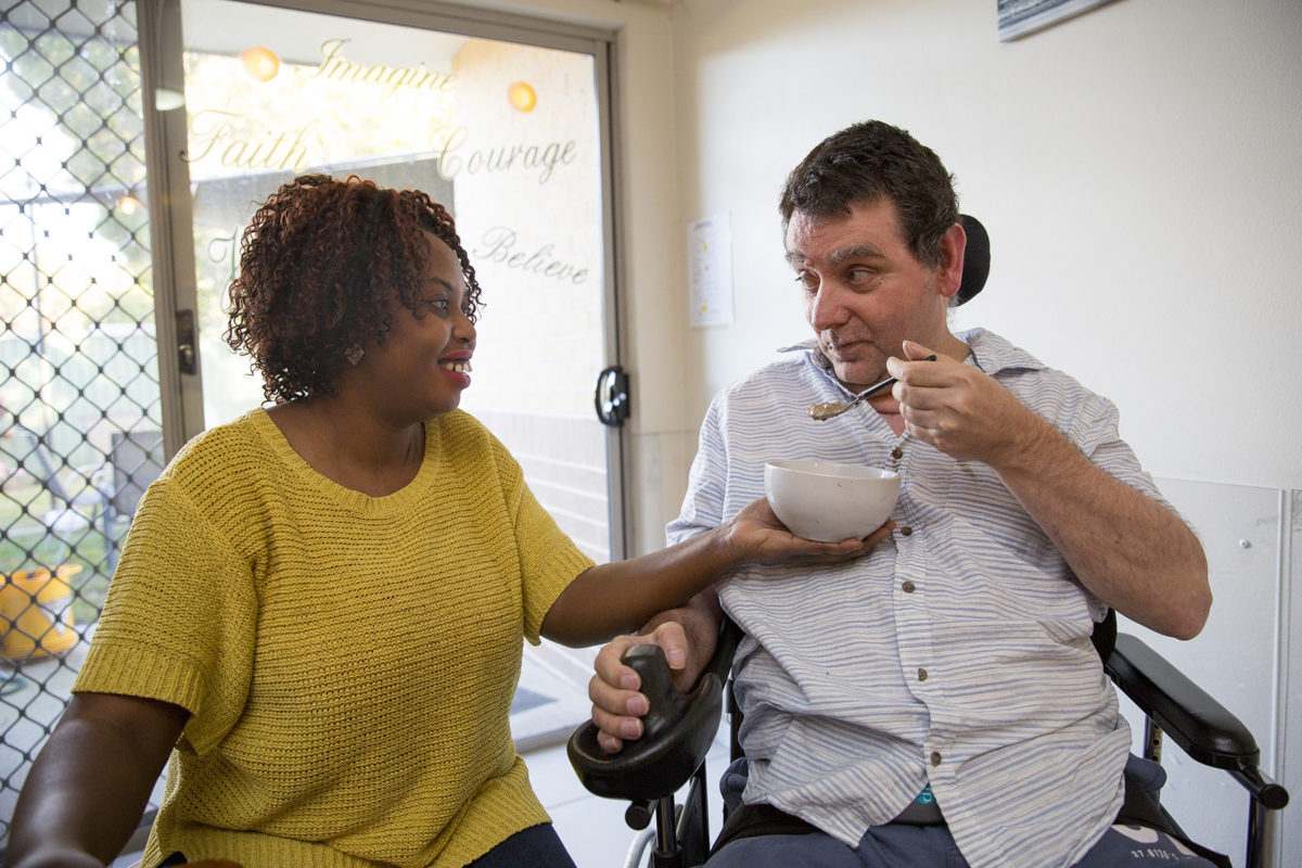 NDIS Disability Support Services in Sydney