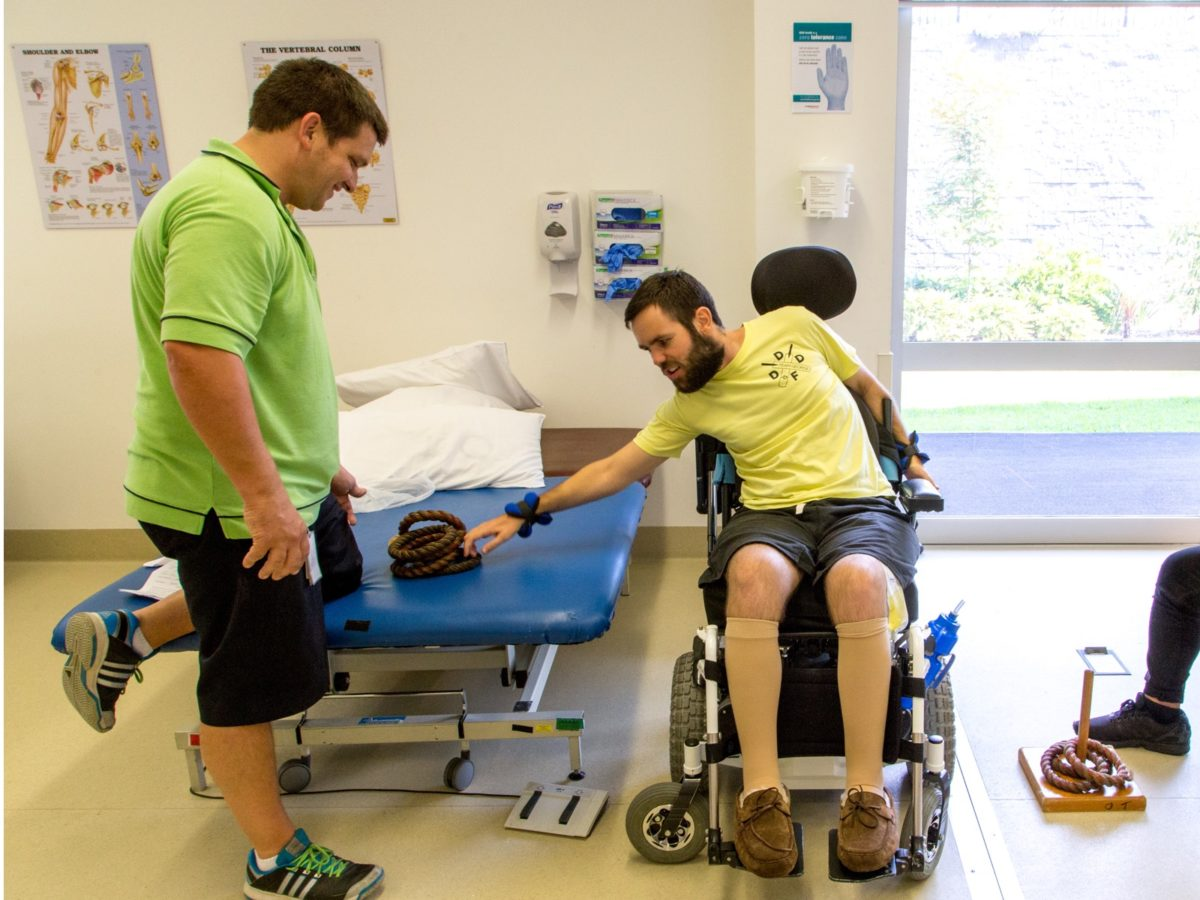 Spinal Injury Rehab Services Sydney
