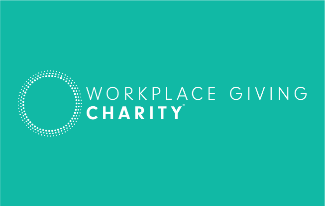 Workplace giving charity logo