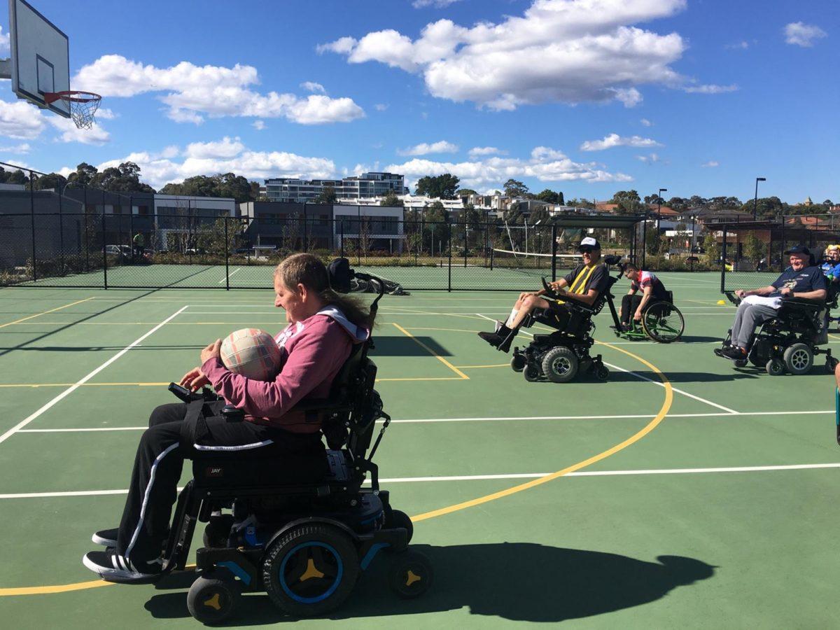 Sports court hire Sydney
