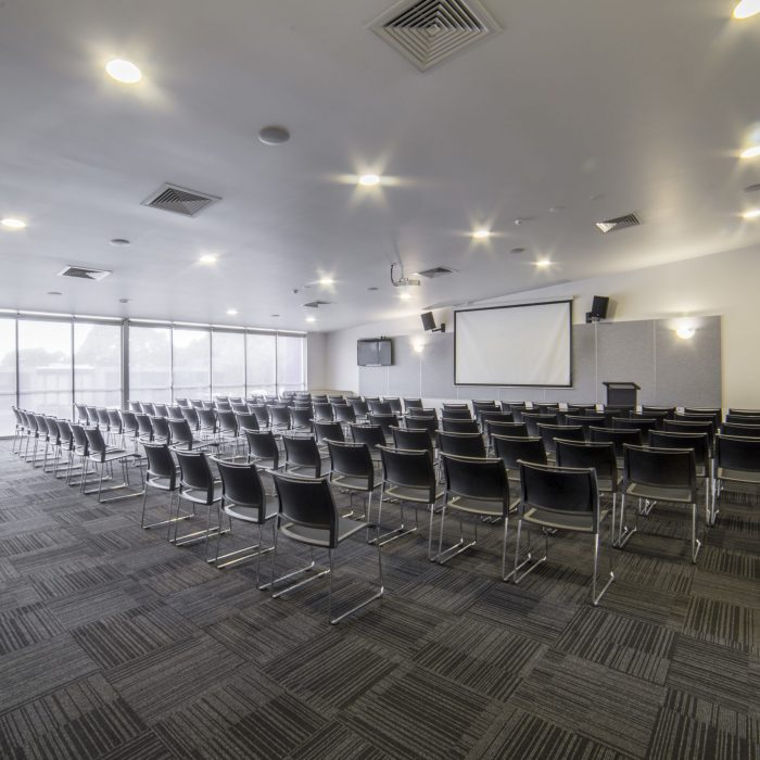 Venue hire hero image & Clive Austin Conference Centre