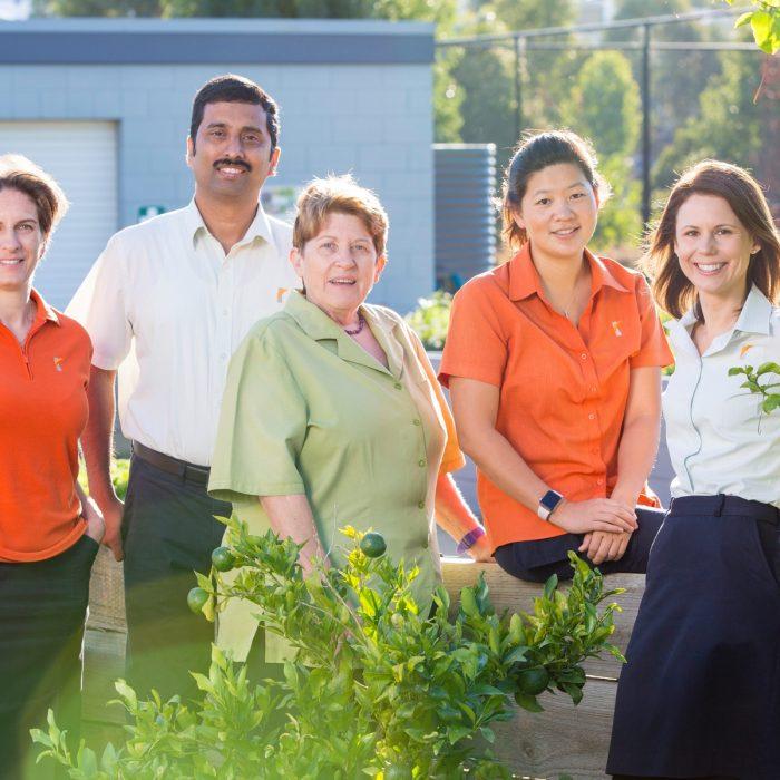 Royal Rehab Community Rehabilitation Service staff