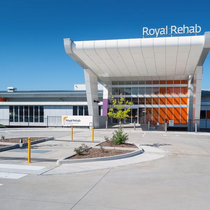 Contact Royal Rehab Private Hospital Sydney