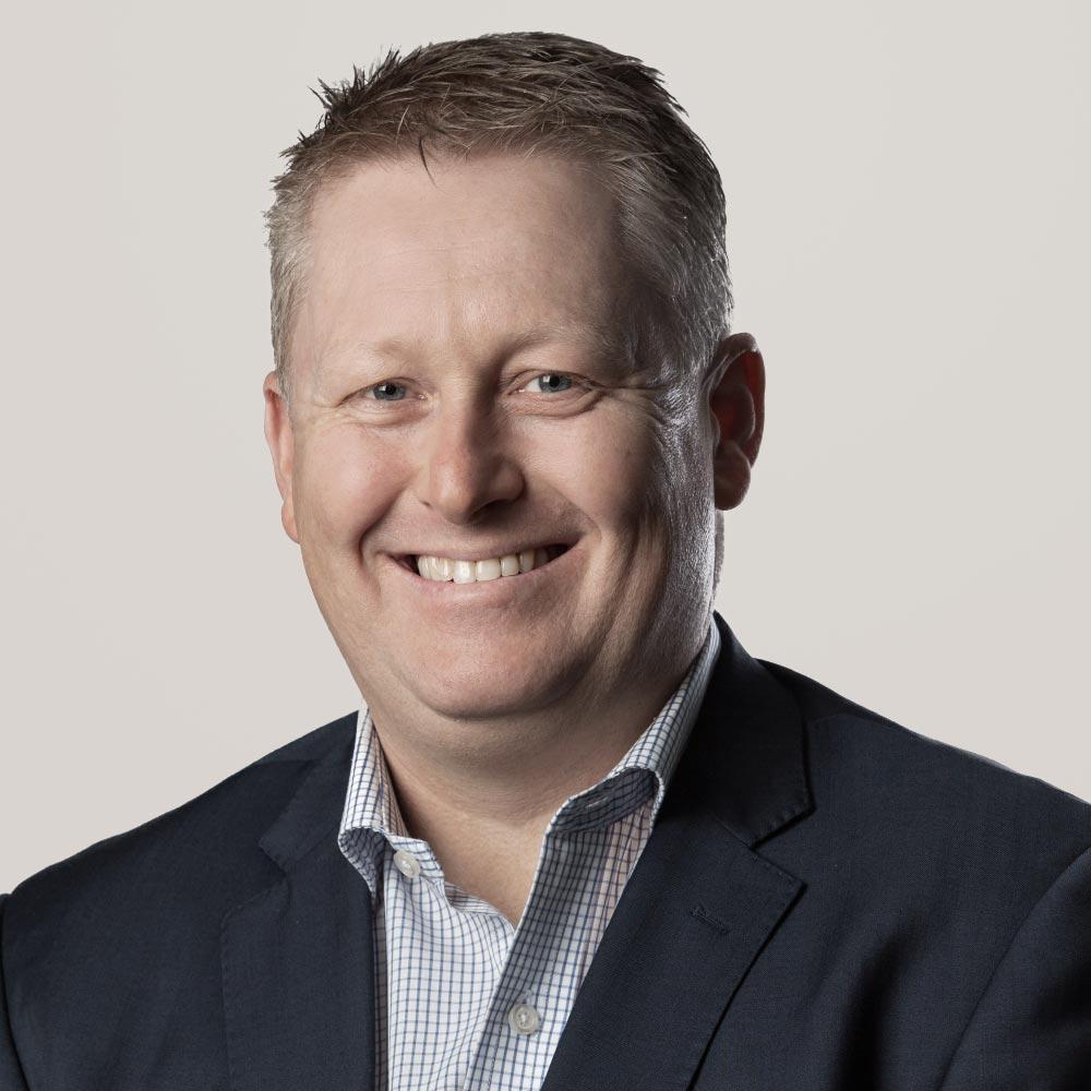 Chief Executive Officer, Matthew Mackay